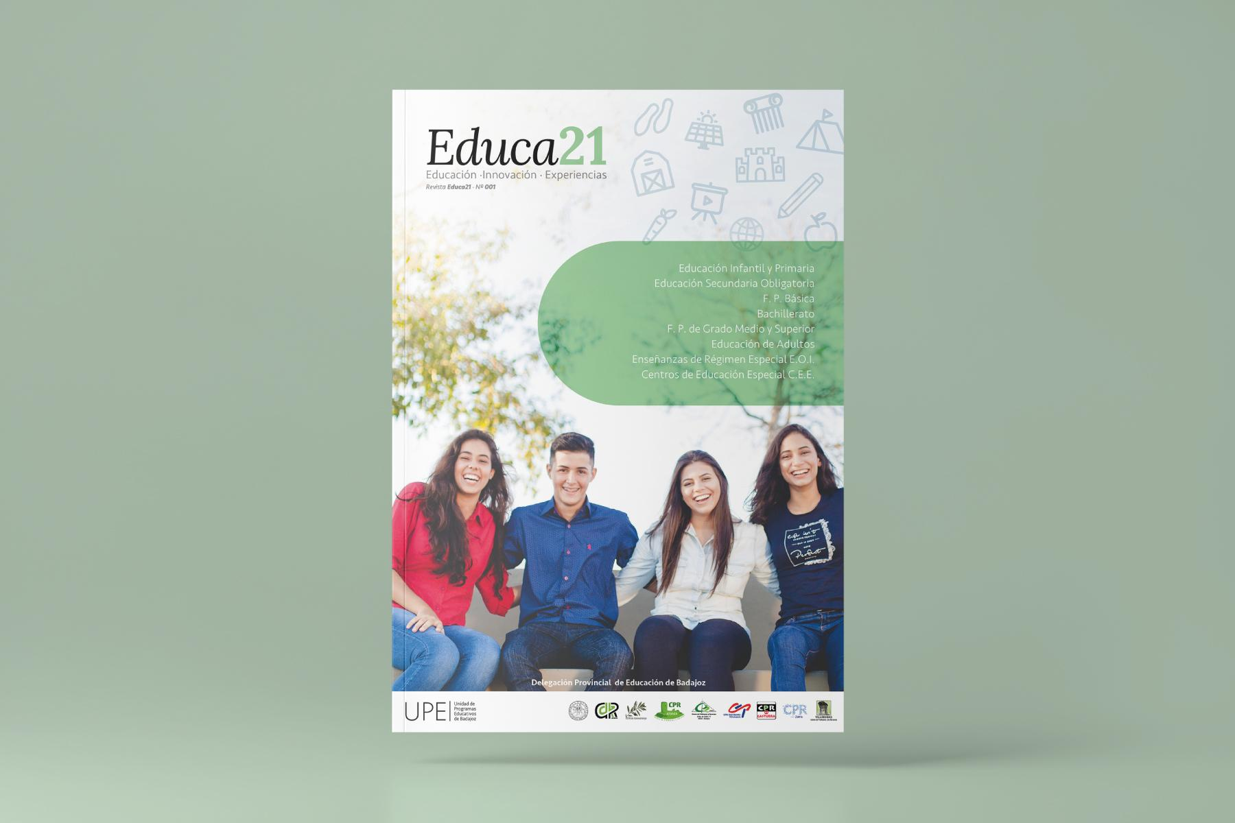 Revista Educa21