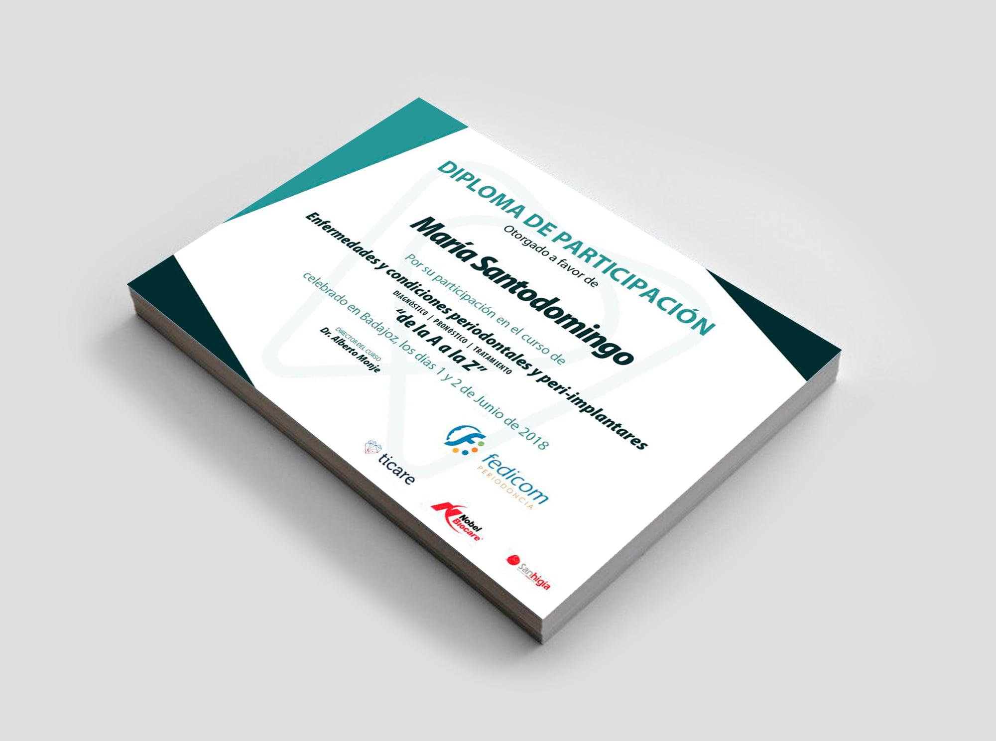 Diplomas Cicom