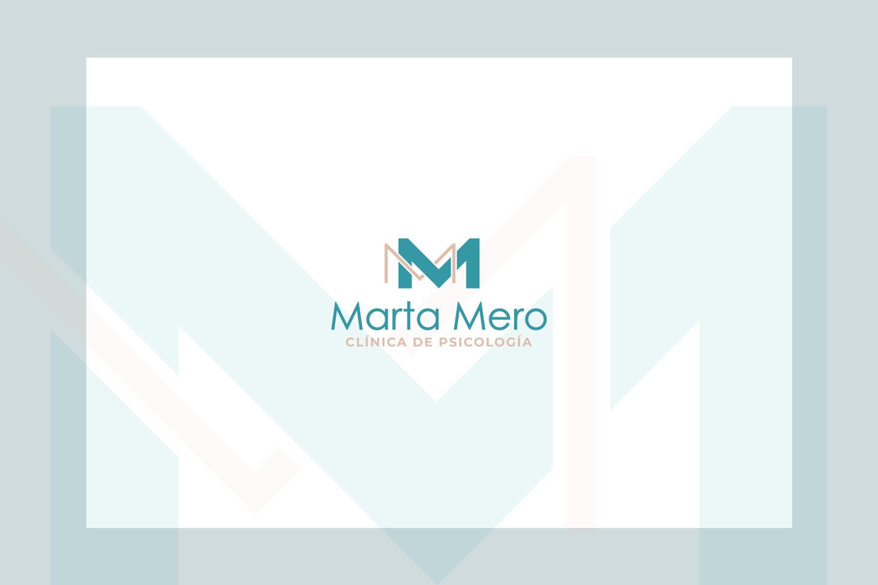 Logotipo Marta Mero