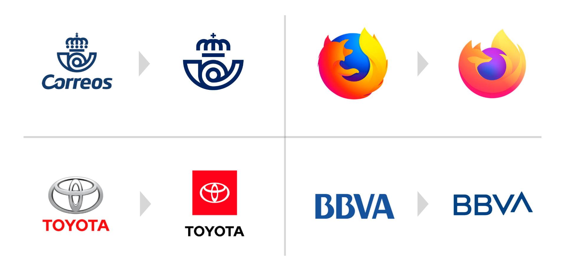 Restyling Logotipos Conocidos