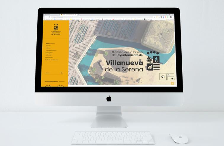 Ayto Villanueva de la Serena web